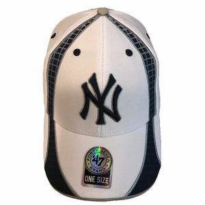 New York Yankees 47 Brand Club Employee Adj Cap